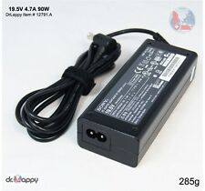New Sony VAIO 90W Genuine Original AC Adapter Charger 19.5V 4.7A 6.5x4.4mm