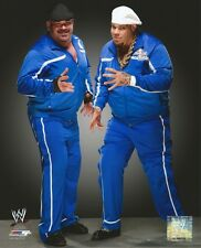 TONS OF FUNK BRODUS CLAY & TENSAI WWE LICENSED WRESTLING 8X10 PHOTO NEW #1007