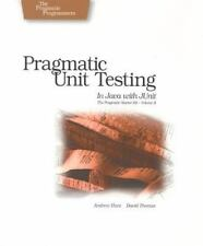 Pragmatic Unit Testing in Java with JUnit Hunt, Andy, Thomas, Dave Paperback
