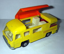 Matchbox Speedkings K-27 van 1970 - Camping Cruiser - light played condition