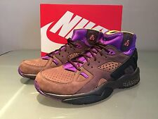 NIKE ACG mowabb Trails End Marrone / Viola UK 7 Huarache 749492-282 Chukka