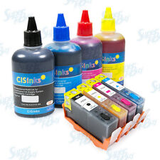 Refillable Ink Cartridge Kit for HP934 HP935 XL Officejet Pro 6230 6830 6835 CIS