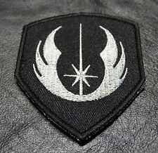 STAR WARS JEDI ORDER LOGO TACTICAL MORALE 3 INCH  HOOK PATCH