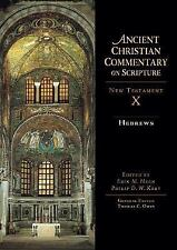 Hebrews (Ancient Christian Commentary on Scripture), , Good Book