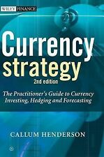 Currency Strategy: The Practitioner's Guide to Currency Investing, Hedging and F