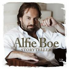 ALFIE BOE - STORYTELLER CD ALBUM (2012)
