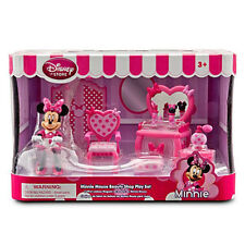 NWT Disney Junior Minnie Mouse Beauty Shop Play Set- Cyber Monday Deals