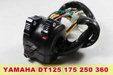 YAMAHA ENDURO DT125 DT175 DT250 DT360 DT400 XT250 XT500 HANDLE SWITCH LH