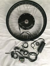 "Electric Fat Tire Conversion Kit ,electric Bike,36V 500 W 26"" Front Wheel,"