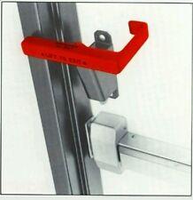 Security Latch! Flush Mount Single Door Latch Left Hand Door Bar