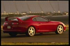 029003 Toyota Supra Twin Turbo A4 Photo Print