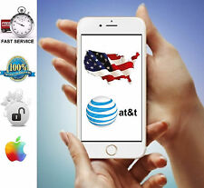 100% AT&T APPLE IPHONE 6s+ 6s 6+ 6 5S 5C 5 4 PREMIUM FACTORY UNLOCK CODE SERVICE