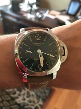 Authorized Dealer PANERAI PAM 531 LUMINOR 1950 3 DAYS GMT 44 mm STEEL PAM 00531