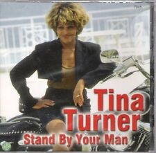 Tina Turner Stand by your man (compilation, 12 tracks, #planetsong7845) [CD]