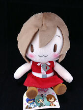 Meiko Fluffy Fuwafuwa Plush Doll Key Chain official Sega Hatsune Miku Vocaloid