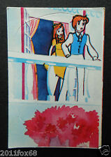 figurines cromos vignettes stickers figurine candy candy 114 americana france A2