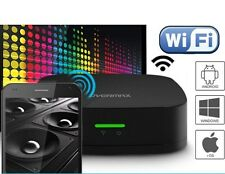 Wi-Fi-Audio-Receiver / Soundbar 2.1  / USB / Wi-Fi / AirPlay / DLNA