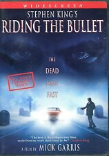 RIDING THE BULLET Stephen King Horror Masterpiece DVD David Arquette SHIPS FREE!