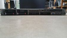 HP PROLIANT DL360 G5 SERVER x2 DUAL CORE 3.00GHz 8GB RAM 2 x72GB P400i 2PSU