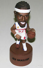 "RICHARD ""RIP"" HAMILTON Detroit Pistons Talking Bobblehead - NIB"