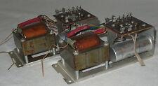 2 Grundig netztrafo F Amplis transformer 6,3 v 245v