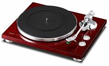 TEAC TN-300 Turntable Belt Drive + Phono Stage & USB Output TN300 CHERRY -  NEW