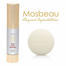 Authentic Mosbeau Dark Spot Remover & All-in-One Lotion Soap - Remove Dark Spots