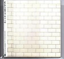 Pink Floyd - The Wall 2 CD - Japan Mini LP + OBI - TOCP-65742-43
