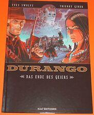 Durango-volumen 16-el final del voIuntariamente/yves swolfs/girod/Hardcover/culto
