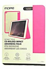 New Apple iPad Air 2 Incipio Octane Folio Tablet Case Co-Molded Impact Absorbing