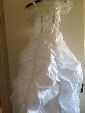 Girls Wedding / Bride / Bridal Fancy Dress age 7-8 years BNWT