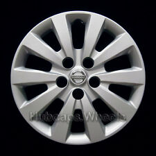 Nissan Sentra 16in hubcap wheel cover 2013-2016 OEM 53089 Silver