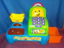 FISHER PRICE LAUGH AND LEARN MAGIC SCAN MARKET
