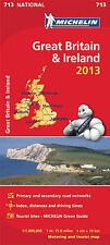 Great Britain & Ireland 2013 National Map 713 (Michelin National Maps),Michelin,