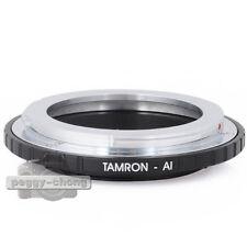 Tamron Adaptall Lens Adapter to Nikon AI Mount D90 D300s D800 D3200 D7000 D7100