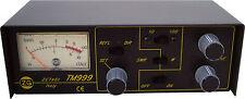 ZETAGI TM-999 CB SWR METER & matcher 100W ANTENNA sintonizzatore