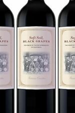 Nation of Nations: Soft Soil, Black Grapes : The Birth of Italian Winemaking...