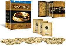 Il Signore degli Anelli Trilogia Extended Edition Cofanetto (6 Blu Ray + 9 DVD)