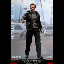 -=] HOT TOYS - Terminator Genisys T-800 Guardian Movie Masterpiece [=-AL COSTO!