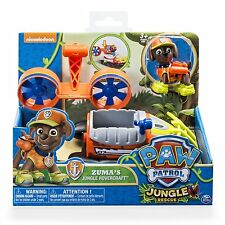 Paw Patrol Zuma Jungle Rescue Hovercraft Toy -Authentic- Paw Patrol Toys BNIB
