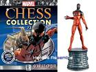 MARVEL CHESS COLLECTION #73 SCARLET SPIDER FIGURINE EAGLEMOSS NEW (71 72)