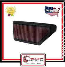 K&N Replacement Air Filter 1992-2001 HONDA PRELUDE * 33-2090 *