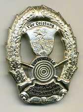 Auszeichnung Orden Schützen Bund e.V Oberpfälzer Schwandorf Bay Lutpistole M_960