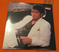 Michael Jackson THRILLER Orig '82 SOUTH AFRICAN Lp * 1st Press * SEALED * MINT!!