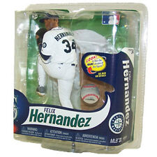 McFarlane Toys - MLB Series 31 -FELIX HERNANDEZ (Seattle Mariners) Action Figure