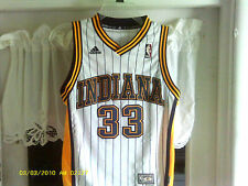 (Indiana Pacers) Sewn adidas Jersey (Danny Granger #33) youth Medium- (10-12) +2