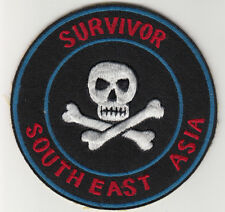 Wartime South East Asia Survivor Patch