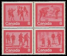 "CANADA 647a - Participaction ""Winter Sports"" (pa59785)"