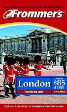 Frommer's London from $85 a Day 2002 by Harriot Lane Fox (2001, Paperback, Revis