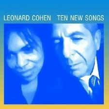 "LEONARD COHEN ""TEN NEW SONGS"" CD NEUWARE"